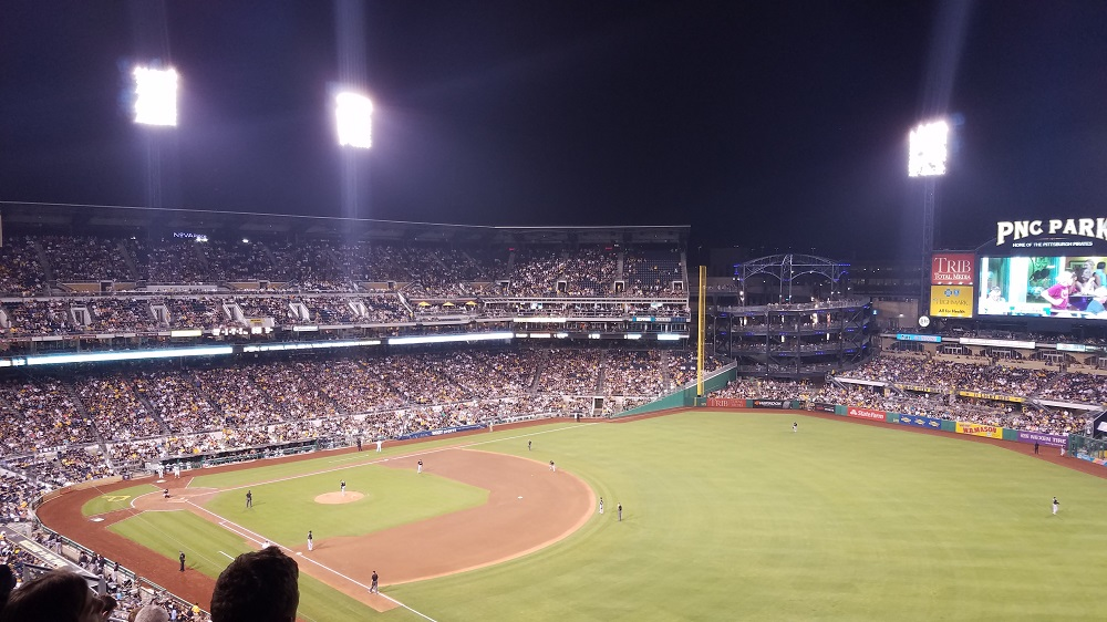 PNC Park Parking Guide of the Pittsburgh Pirates - The Stadium Reviews
