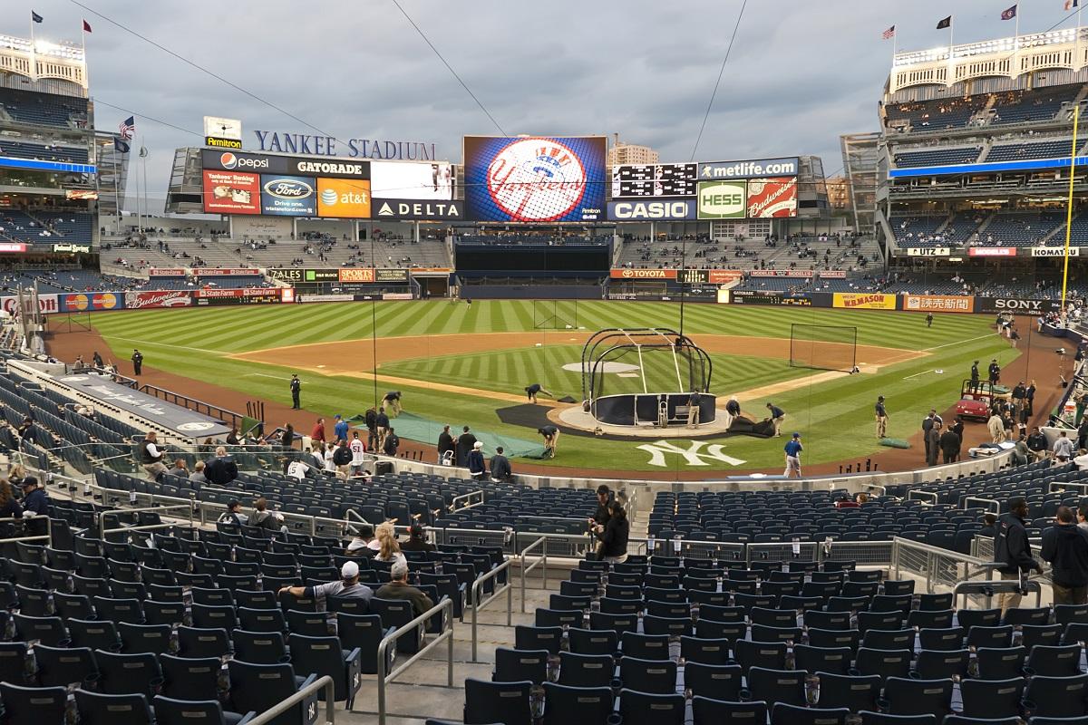 New Yankee Stadium Bronx NY