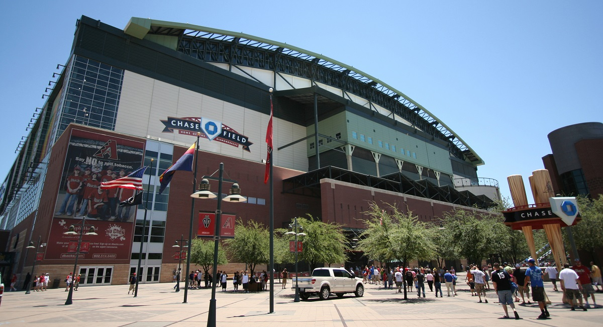 Chase Field Outside the Park