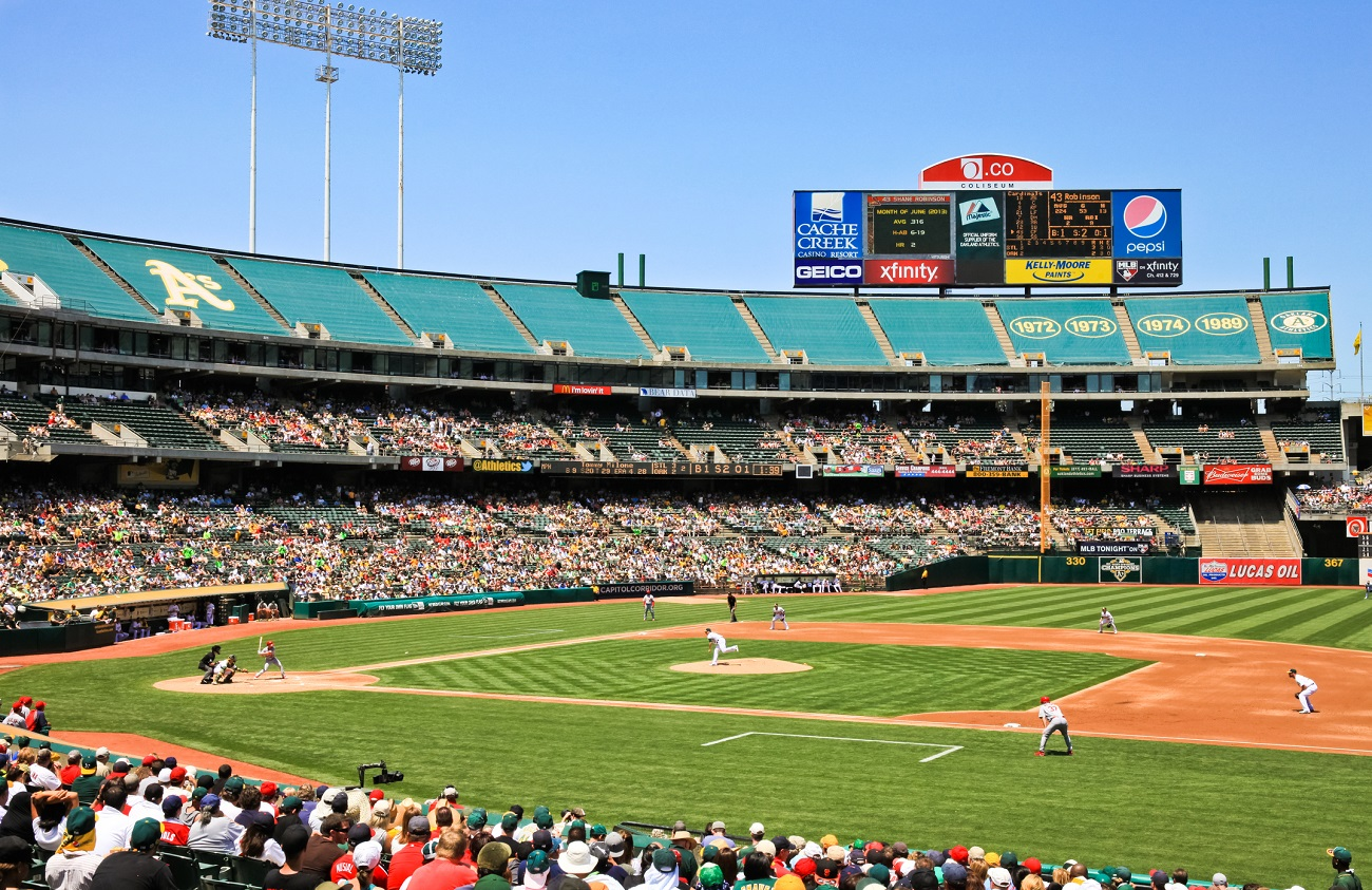 Oakland Athletics Game