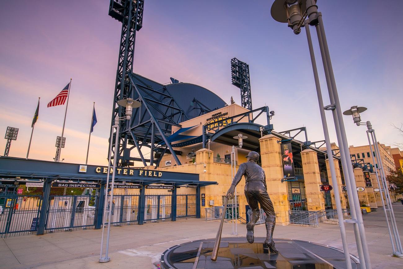 PNC Park Statue