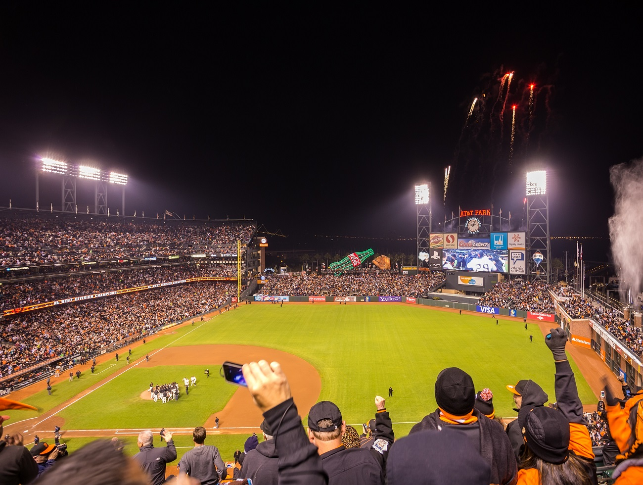 San Francisco Giants Winning