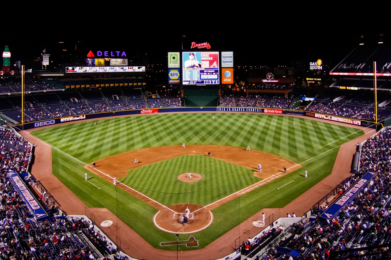 Turner Field Old Home of the Braves