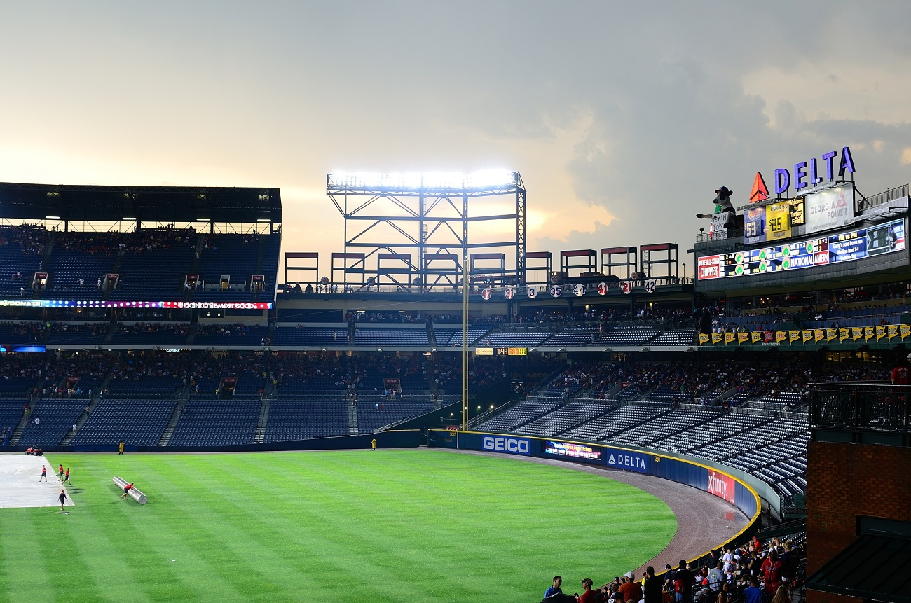 Turner Field Home of the Braves