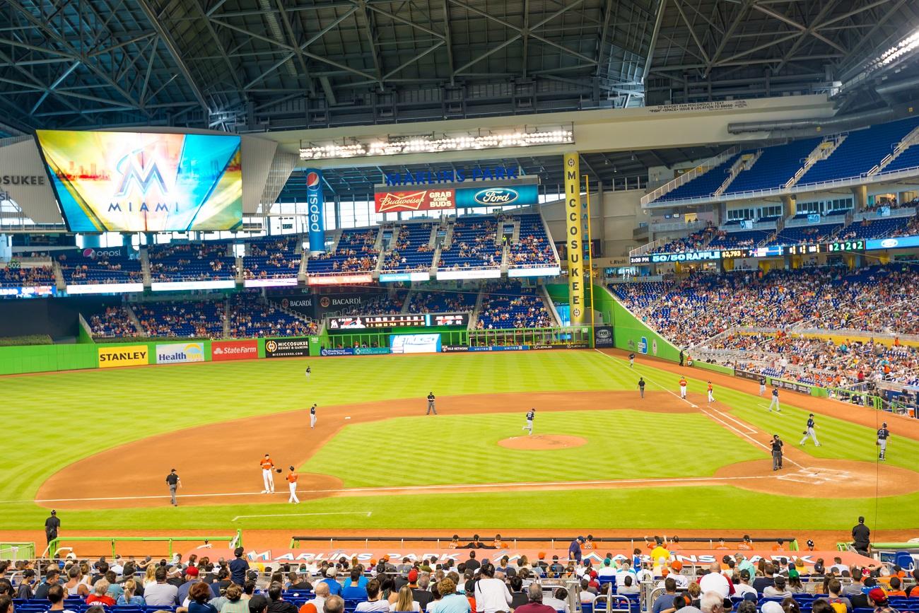 Miami Marlins New Stadium