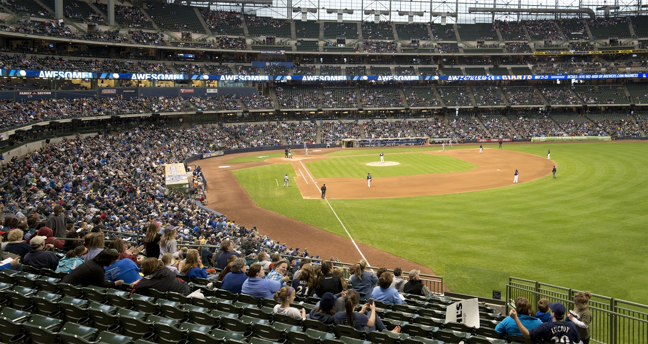 Miller Park Home of the Brewers