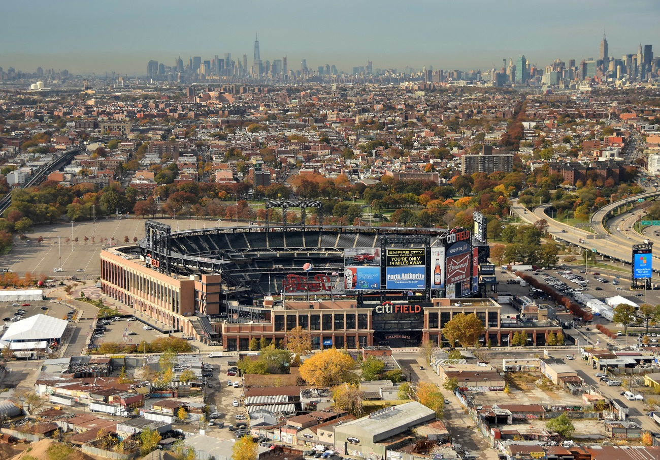 Where is Citi Field Located