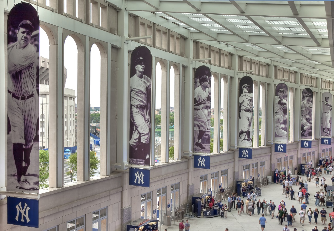 Yankee Stadium the Great Hall