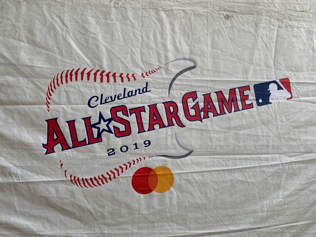 All Star Game at Cleveland