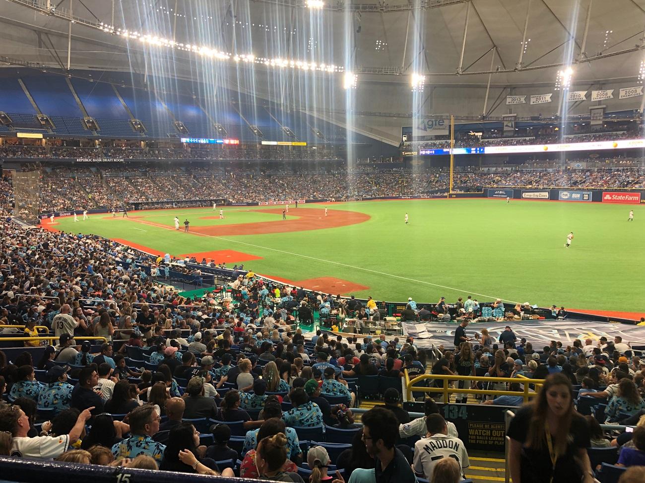 The Best Tampa Bay Rays Stadium