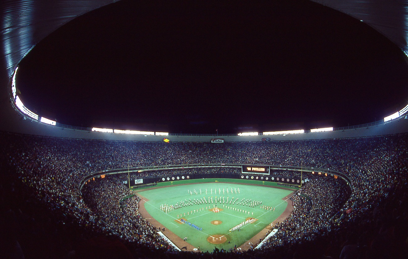 Veterans Stadium World Series