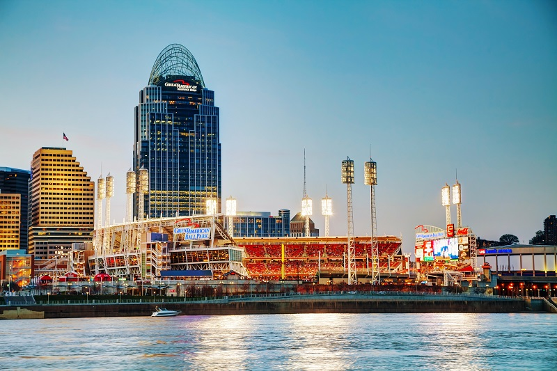 Great American Ball Park Parking