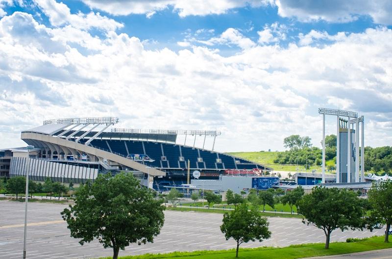 Kauffman Stadium Parking