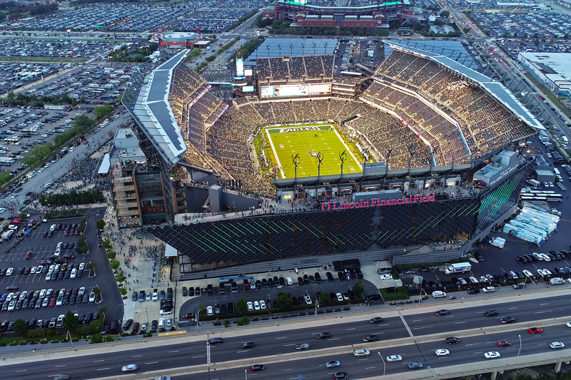 Lincoln Financial Field Stadium