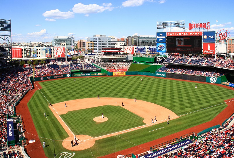 Nationals Park Parking