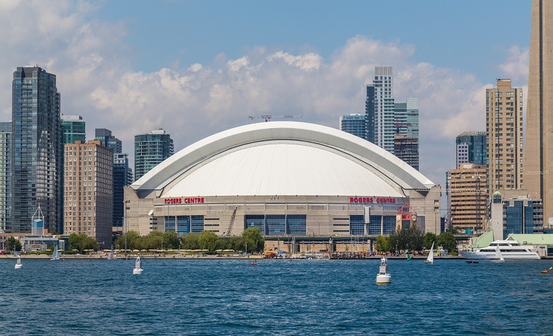 Rogers Centre From the Outside