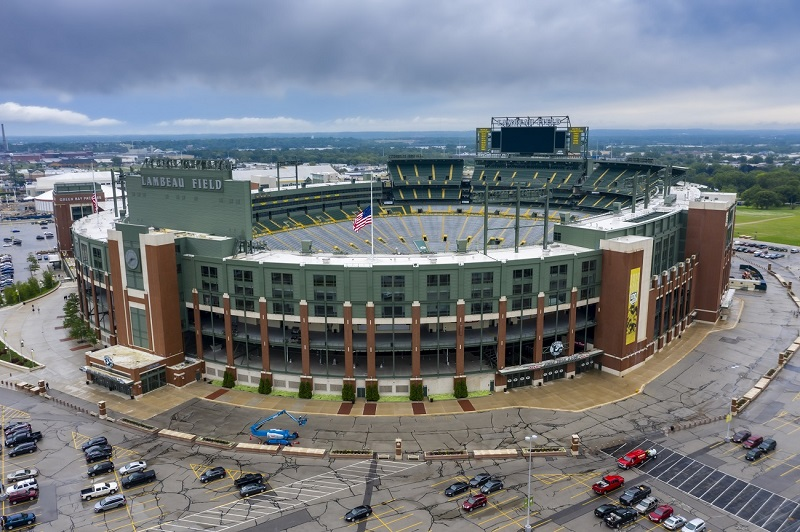 Lambeau Field Parking
