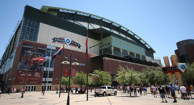 Chase Field Parking