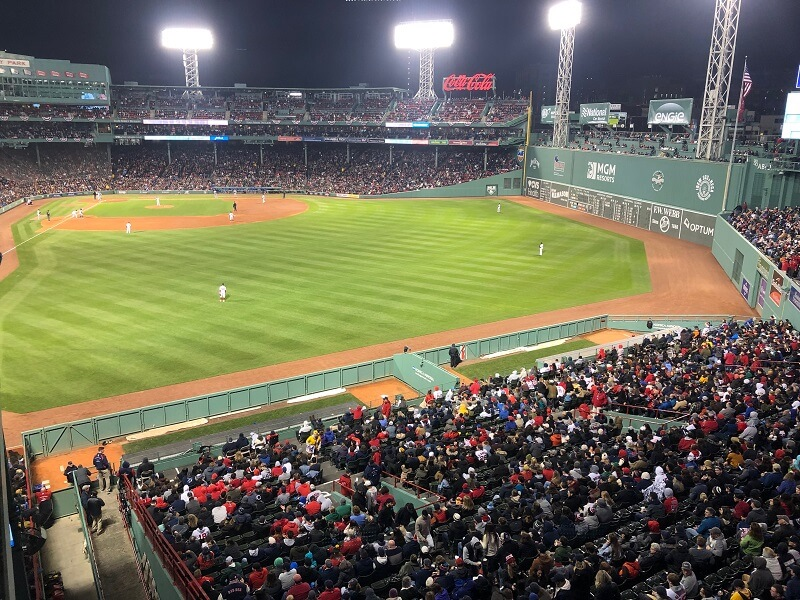 Fenway Park Parking