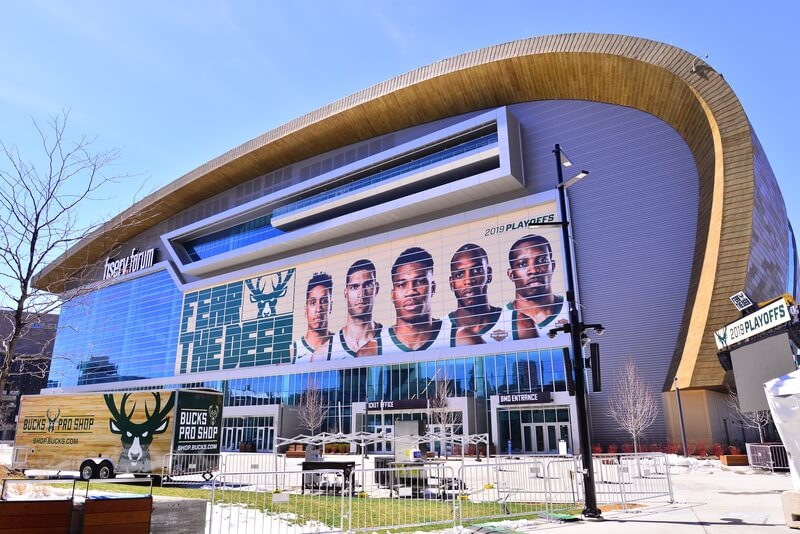 Fiserv Forum Parking