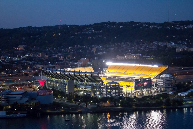 Heinz Field Parking