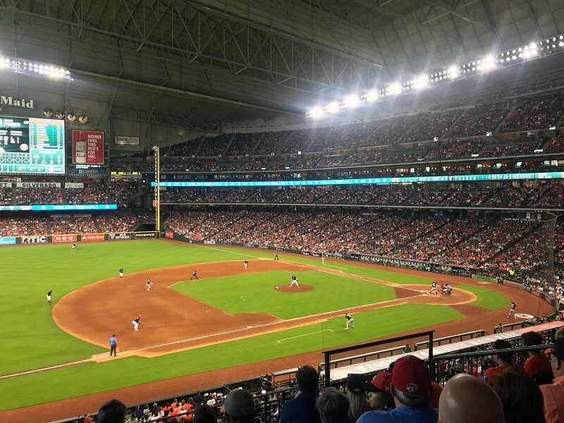 Minute Maid Park Parking
