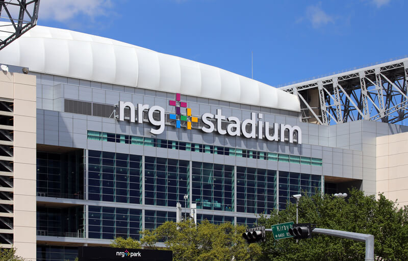 NRG Stadium Parking