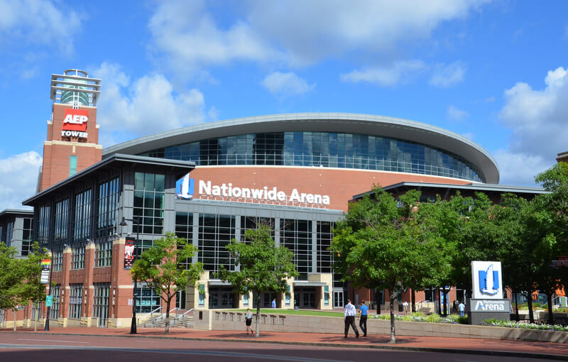 Nationwide Arena Parking