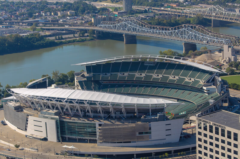 Paul Brown Stadium Parking