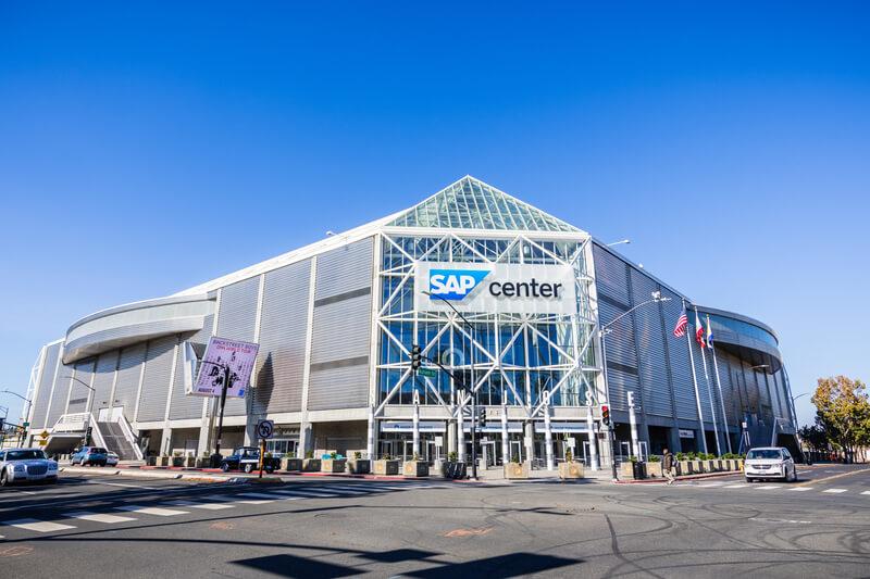 SAP Center Parking