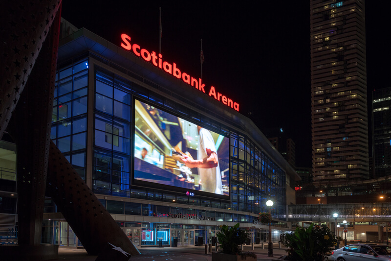 Scotiabank Arena Parking