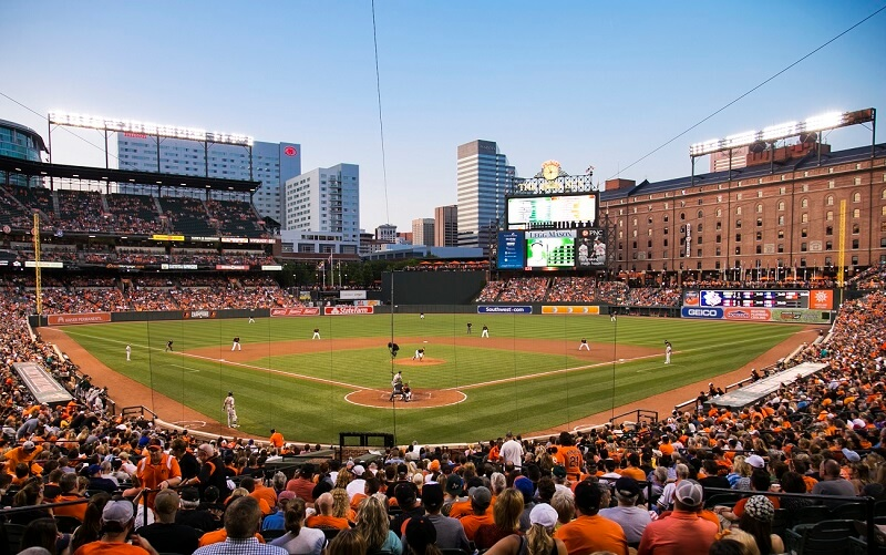 Camden-Yards-Behind-Home-Plate
