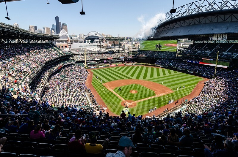 Safeco-Field-T-Mobile-Park-Aerial-View