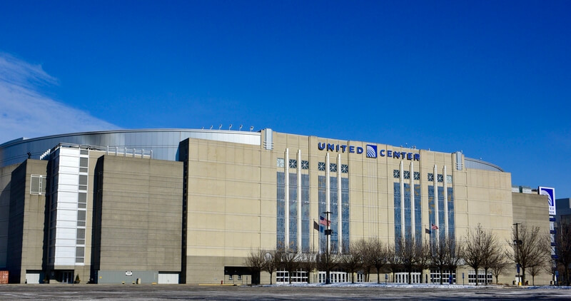 United Center Parking