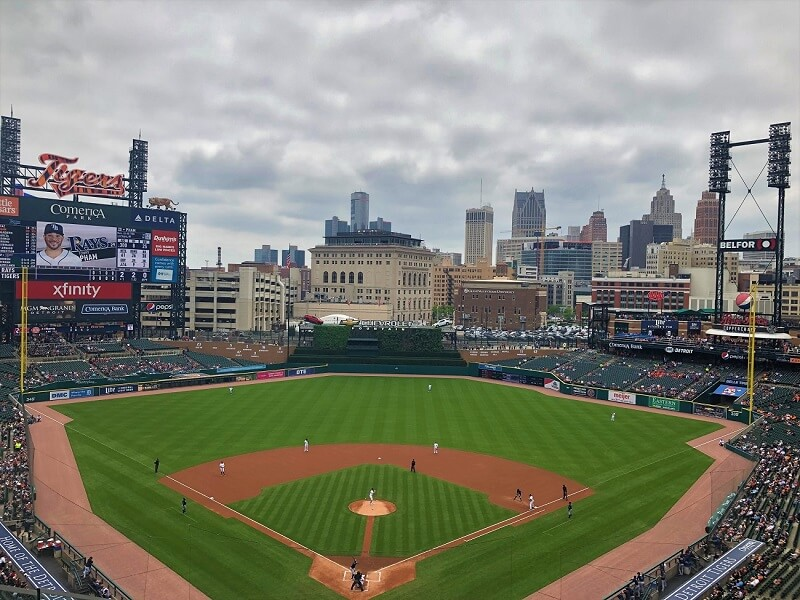 Upper-Devk-View-of-Comerica-Park