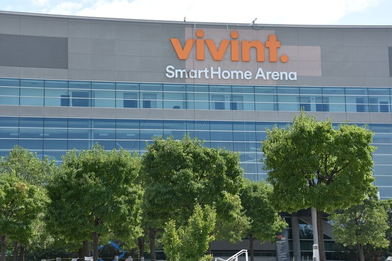 Vivint Smart Home Arena Parking