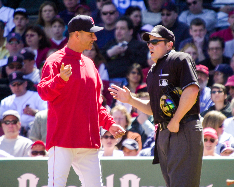 Can Umpires be Ejected