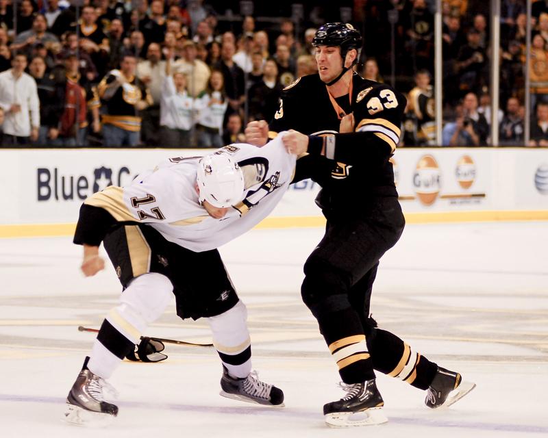 Hockey Fight Rules