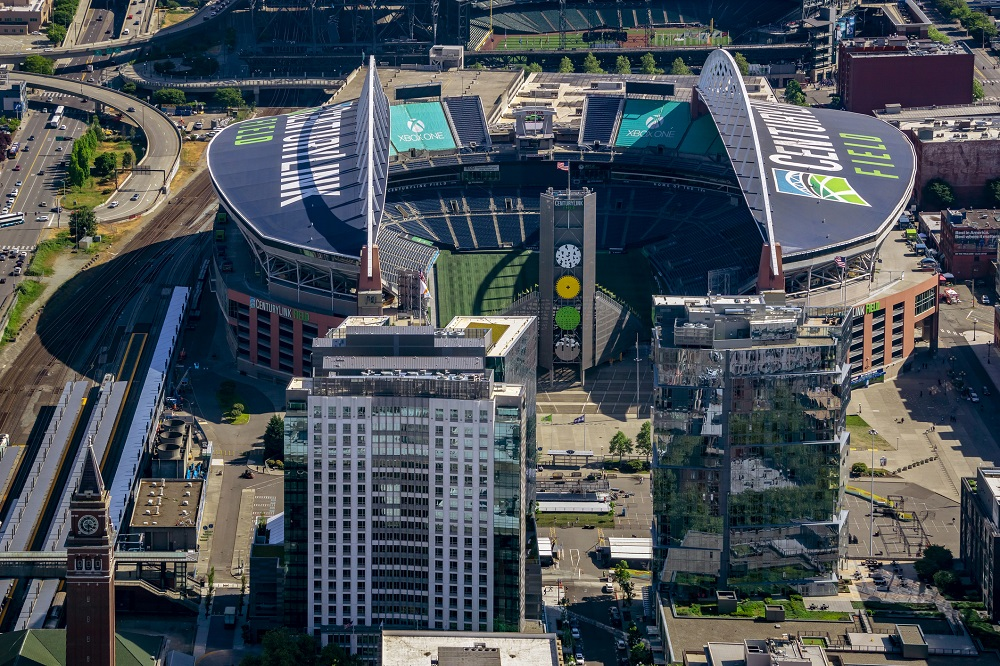 Why is CenturyLink Field so Loud