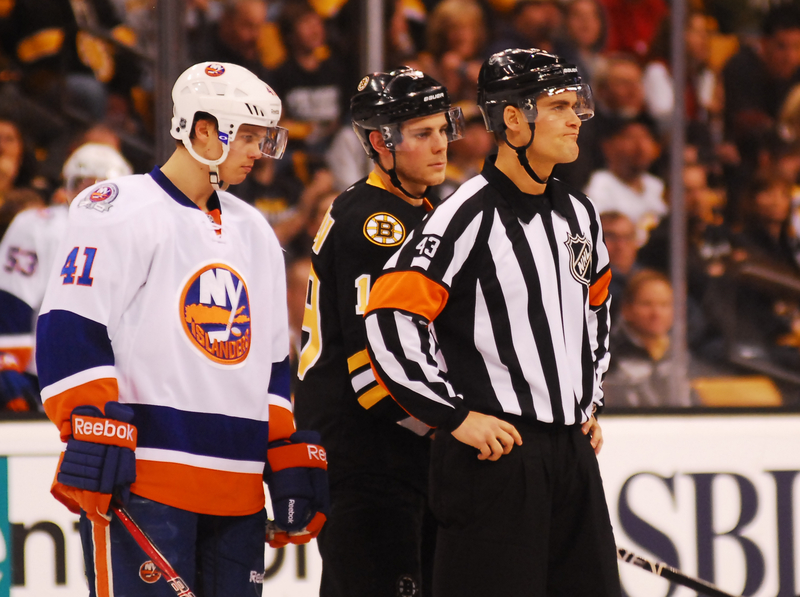 How Much Do NHL Referees Make Per Game