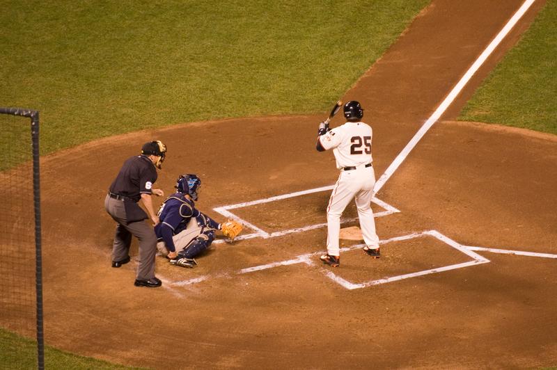 highest OPS in baseball barry bonds