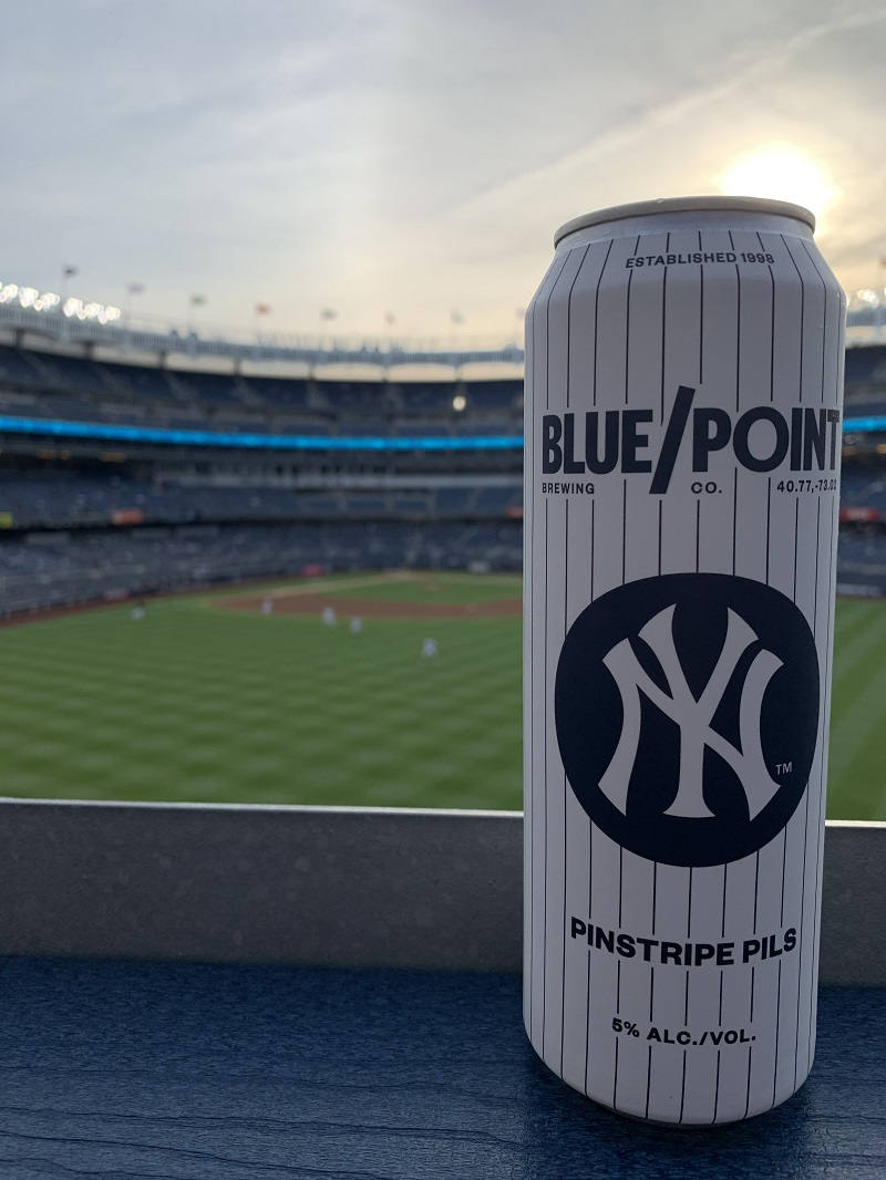 Food and Drink Options at Yankee Stadium