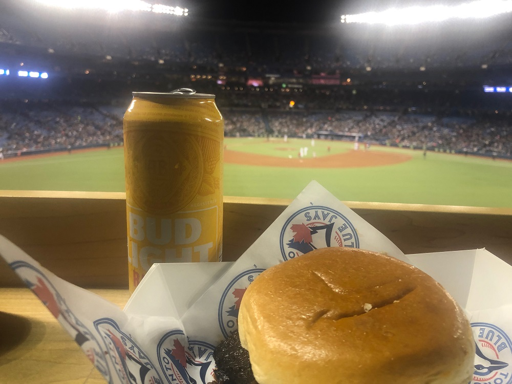 Rogers Centre Food