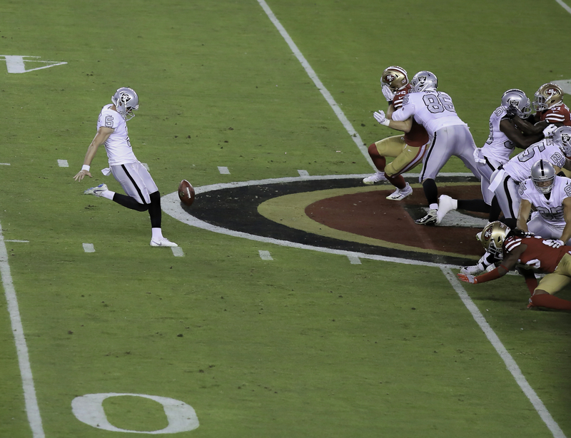 What is Roughing the Kicker in Football
