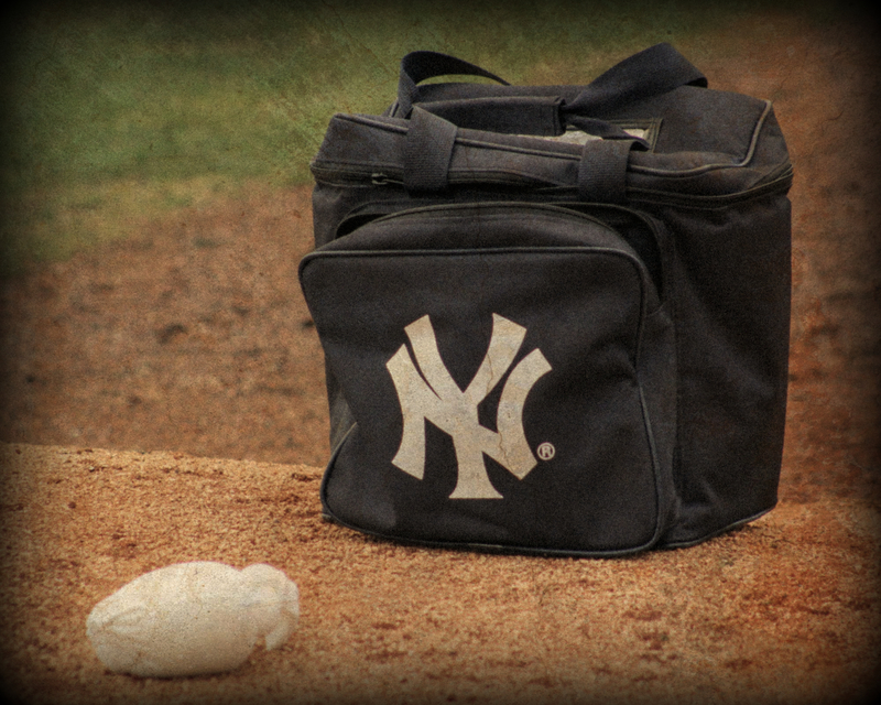what is the rosin bag for in baseball