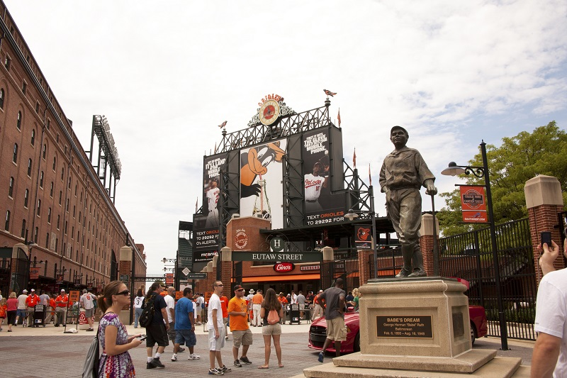 Camden Yards Review