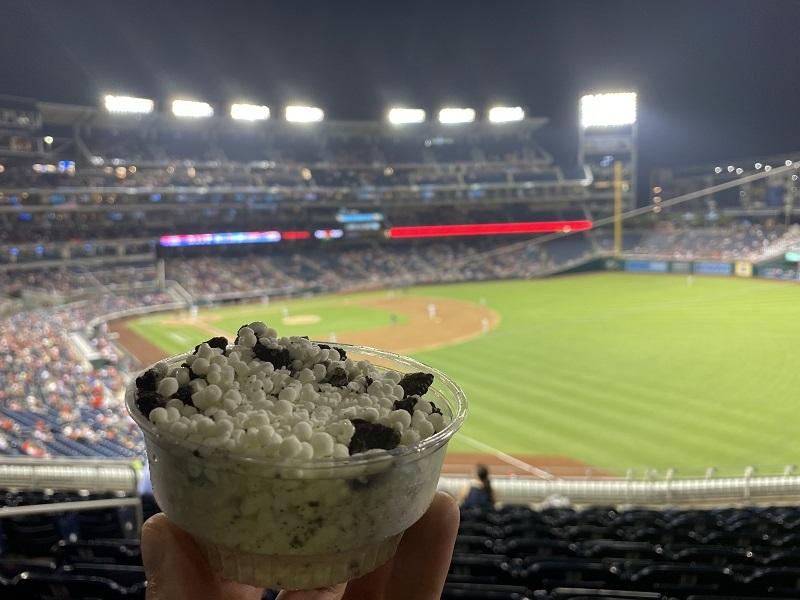 Nationals Park Desserts