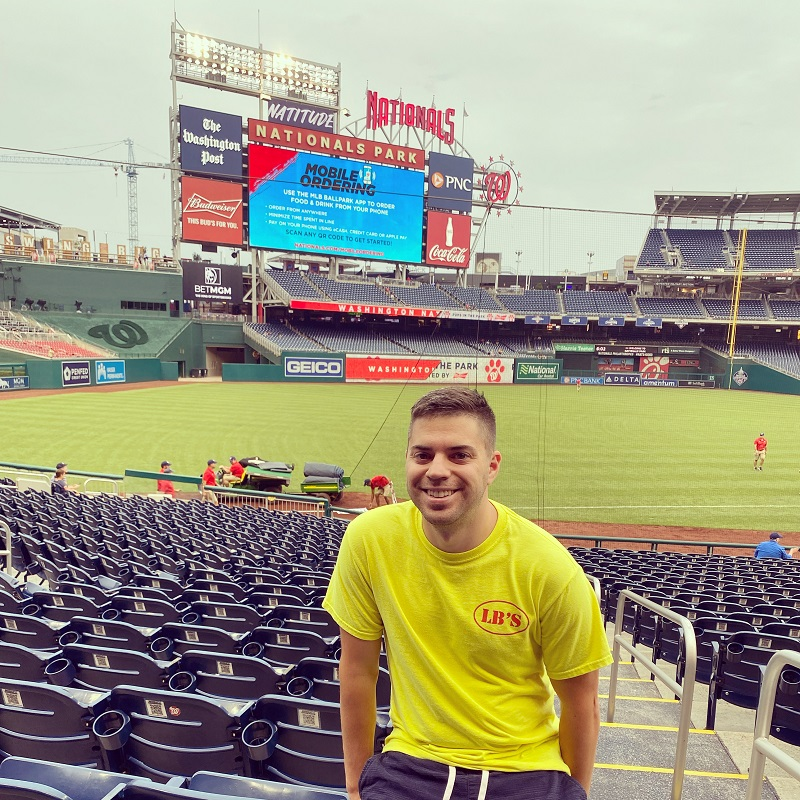 what I love about Nationals Park