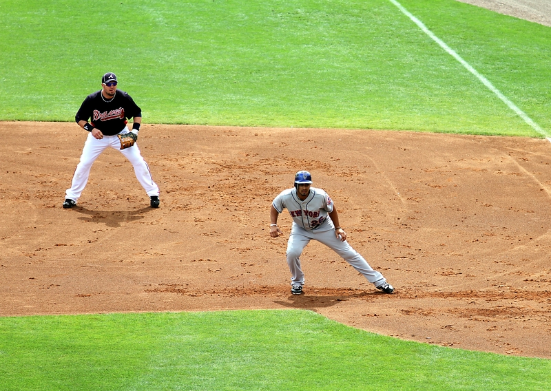 when to use defensive indifference in a baseball game
