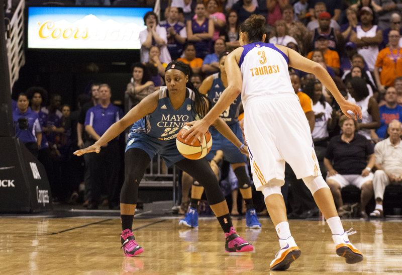 how often do triple doubles occur in the wnba